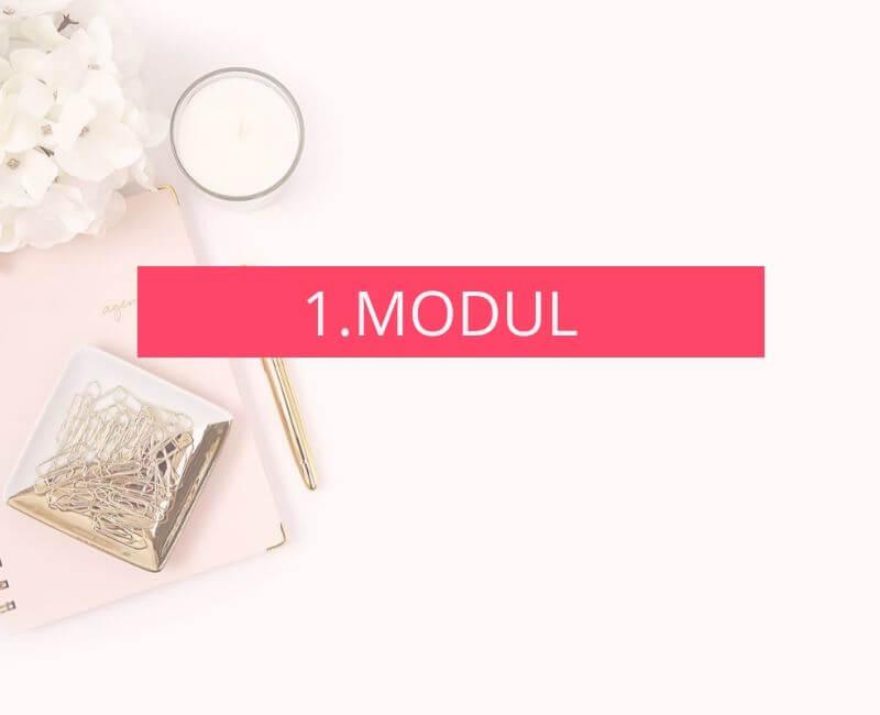 1. modul